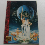 Star Wars Galaxy 1993 Topps #56 Trading card